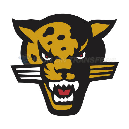 IUPUI Jaguars Iron-on Stickers (Heat Transfers)NO.4681